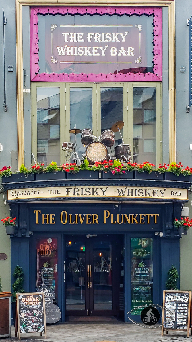 The Frisky Whiskey Bar - Cork City - County Cork