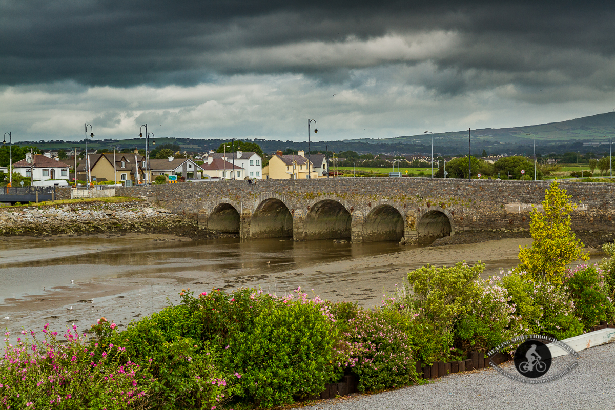 Bridge over River Lee Blennerville - Tralee County Kerry