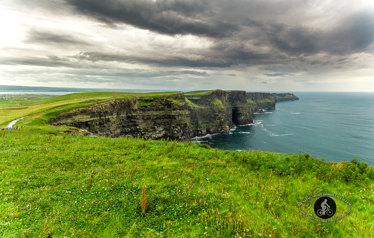 Cliffs of Moher - panorama - 2