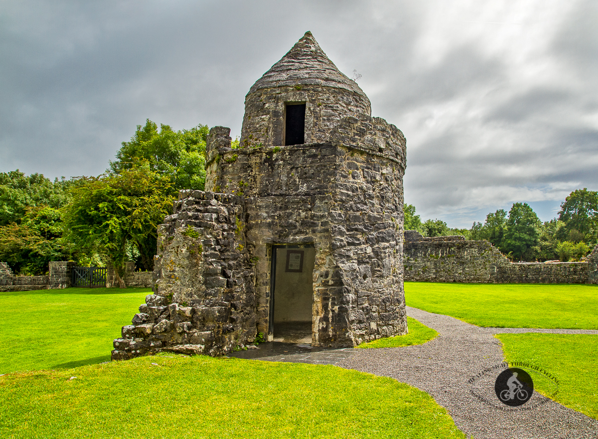 Aughnanure castle - Watch Tower - County Galway