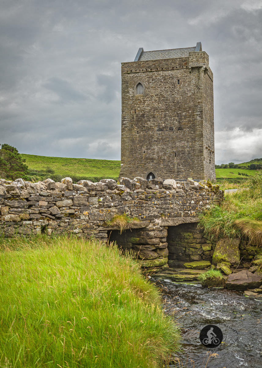 Carrickahowley or Rockfleet Castle -Grace O'Malley Pirate Queens Holdings - County Mayo - 2
