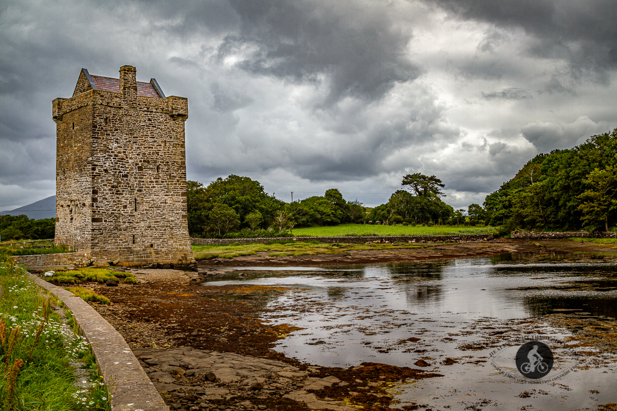 Carrickahowley or Rockfleet Castle -Grace O'Malley Pirate Queens Holdings - County Mayo
